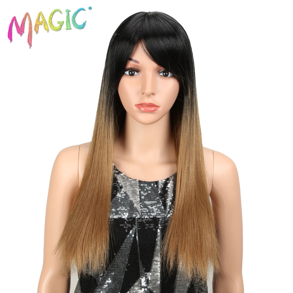 MAGIC Hair Synthetic Wig High Temperature 22