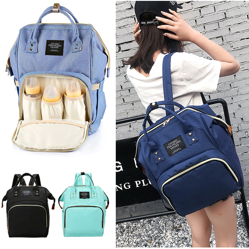 Baby Diaper Bags Backpack Mummy Maternity Nappy Bag Travel Large Capacity Nursing Bag for Mom bolsa maternidade -45 maternity backpack nappy diaper bag large capacity for travel multifunctional mother mummy mom baby bebe bags maternidade bolsa