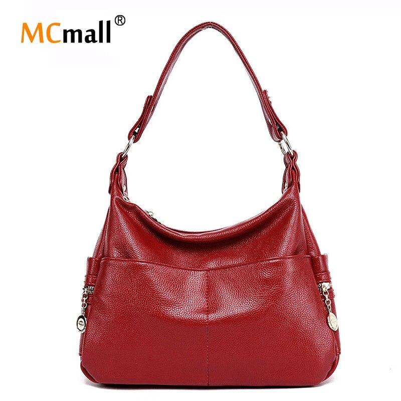 bolso de las mujeres del bolso de cuero genuino para las mujeres bolsas de mensajero diseador