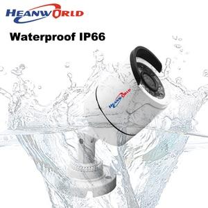 Image 5 - HD H.265 1080P IP kamera Outdoor Video Überwachung Kugel Kamera Wasserdicht Audio Sicherheit CCTV Kamera APP PC Programm