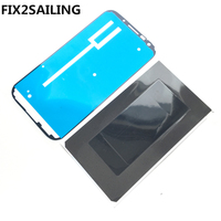 FIX2SAILING Double Sided LCD Back Adhesive Front Frame Adhesive Sticker Tape For Samsung Galaxy Note 2