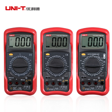 UNI-T UT51 Digital LCD Standard Precision Handheld Digital Multimeter UT-51 цена