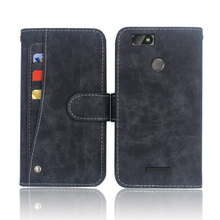 Hot! Highscreen Expanse Case High quality flip leather phone bag cover case for Highscreen Expanse with Front slide card slot цена