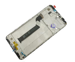 Image 4 - 100% New for Xiaomi Mi A2 Lite/ Mi A2 LCD Display Screen Touch + Frame Assembly LCD Display Touch Screen Repair Spare Parts