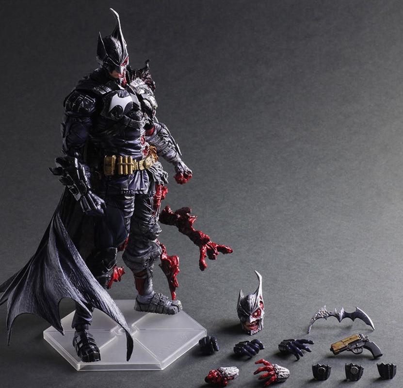 26cm Batman Figure Gogues Gallery Two Face Batman Play
