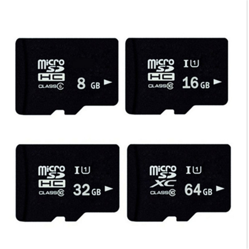 High Quality 2GB 4GB 8GB 16GB 32GB 64GB 128GB Micro Sd Card Class10 Flash Card Support S ...