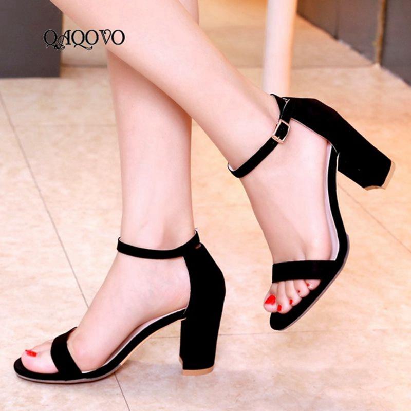 womens open toe dress shoes