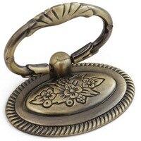 Antique Brass Kichen Cabinet Knobs Pulls Handles Bronze Drawer Dresser Cupboard Shoe Cabinet Furniture Knobs Pulls