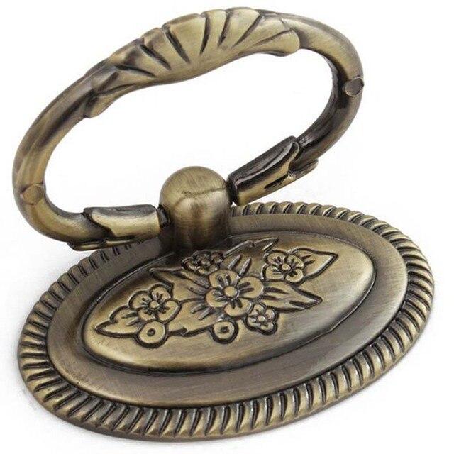 Antique brass kitchen cabinet knobs pulls handles bronze drawer dresser cupboard shoe cabinet furniture knob pull handle