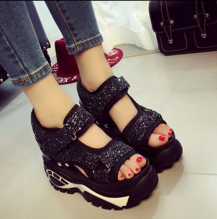 c53ffe6f2a4 best women designer platform wedge sandals brands and get free ...