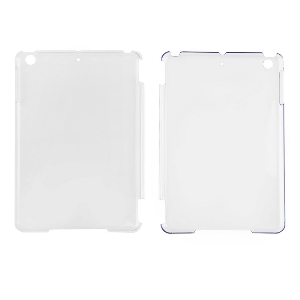 New Clear Hard PC Plastic Back Case Cover Slim Shell For Apple for iPad Mini 2 3 Wholesale for ipad mini4 cover high quality soft tpu rubber back case for ipad mini 4 silicone back cover semi transparent case shell skin