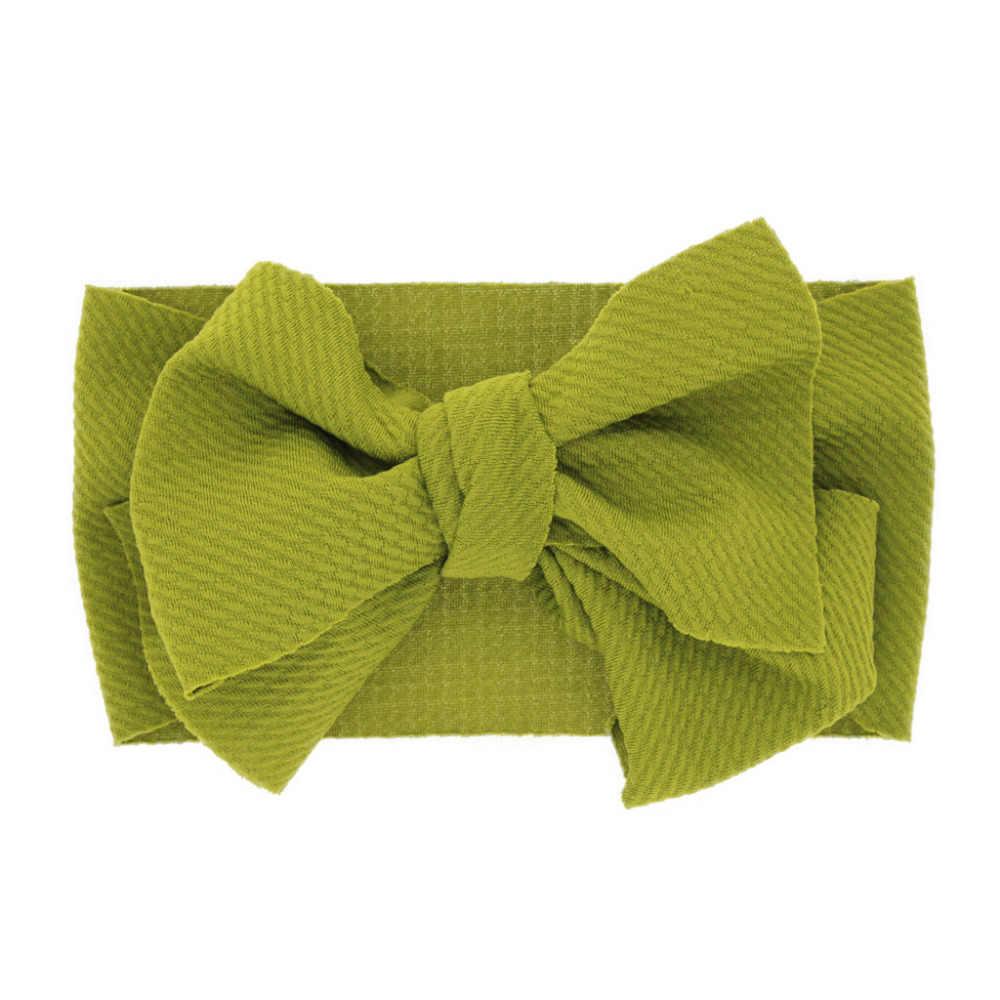 Абы девушка повязки 3D Цветок Дети малышей ободок для волос с бантом, головная повязка большой цветочный резинки для волос головы Обёрточная бумага для волос AccessoriesF4
