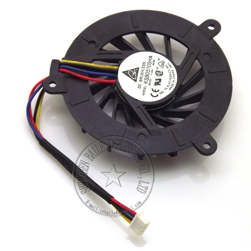 Cooling fan for ASUS A8 A8JC A8E Z99 X80 N80 N81 F3J F8S Z53J M51 cpu fan, 100%NEW genuine A8 A8JC laptop cpu cooling fan cooler 4 in 1 multifunction charging dock station cooling fan external cooler dual charger for xbox one controllers s game console