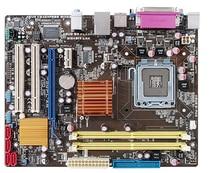Free shipping original motherboard P5QPL-AM G41 DDR2 LGA 775 Integrated graphics Desktop Motherboard