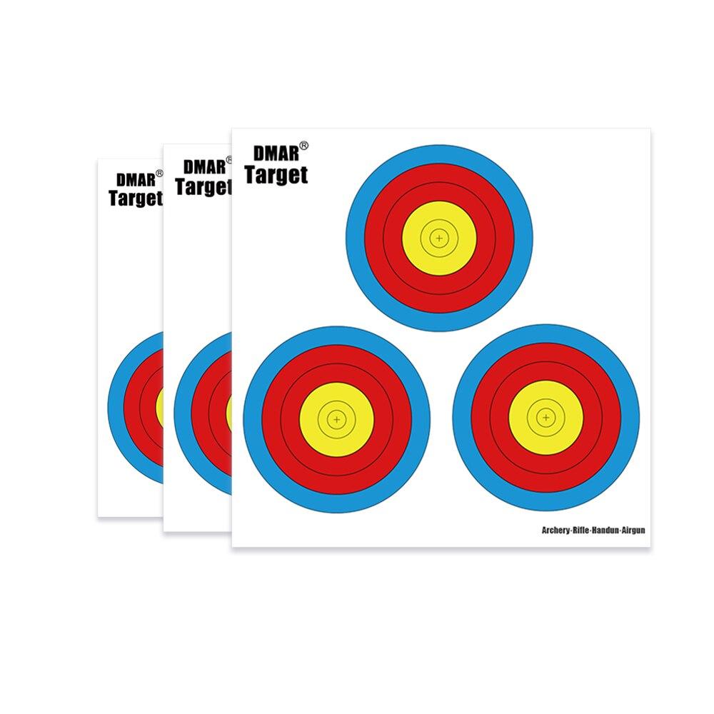 DMAR 20pcs Τυποποιημένα στόχοι για - Κυνήγι - Φωτογραφία 4