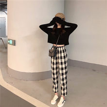 Plaid Ulzzang Pant reviews \u2013 Online shopping and reviews for