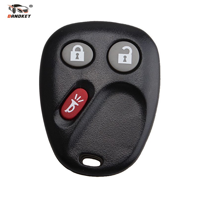 2 Replacement For 2004 2005 2006 2007 Buick Rainier Key Fob Remote