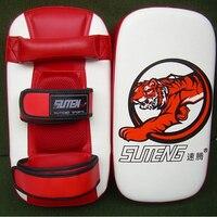 Buona Qualità Calcio Training Pad alvo de Boxe Punching Bag Piede obiettivi Mitt MMA Muay Thai Wushu Karate Fight Guantoni Da Boxe Sparring Pad