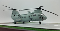 1 72 US Navy CH 64E Sea Knight Transport Helicopter Model Trumpeter 37000 Holiday Gifts