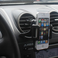 360 Degree Universal Car Holder Air Vent Mount Dock Mobile Phone Holder for iPhone 4/4S/5G for Samsung HTC