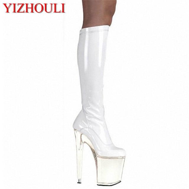20 cm zapatos de tacón alto da7e58edfe8e