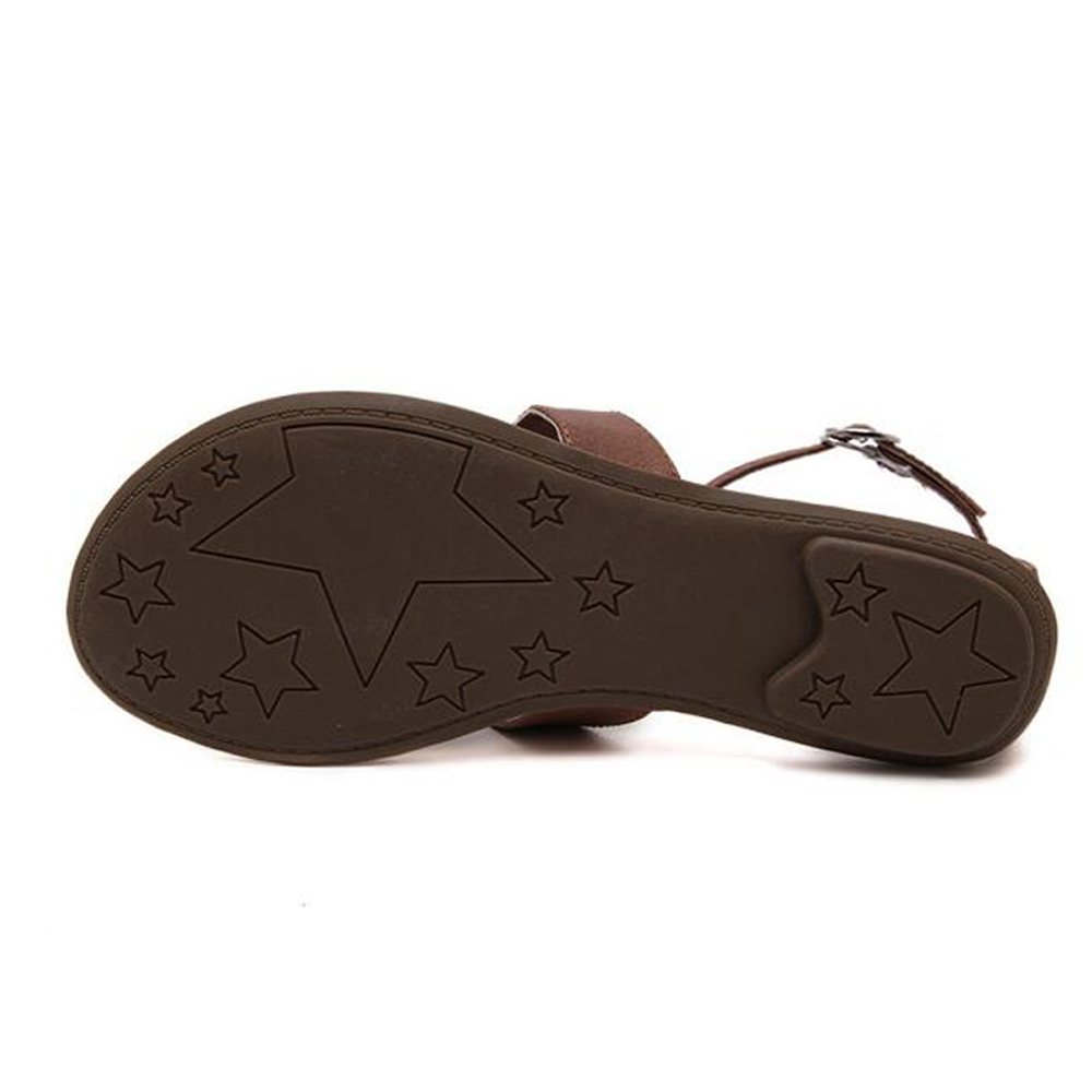 2dc6d6dba40887 ... Sandals Summer Women String Toepost Flat Bohemia Shoes Sandals Woman  Vintage Ethnic Heel TIMETANG Comfortable 2018 ...