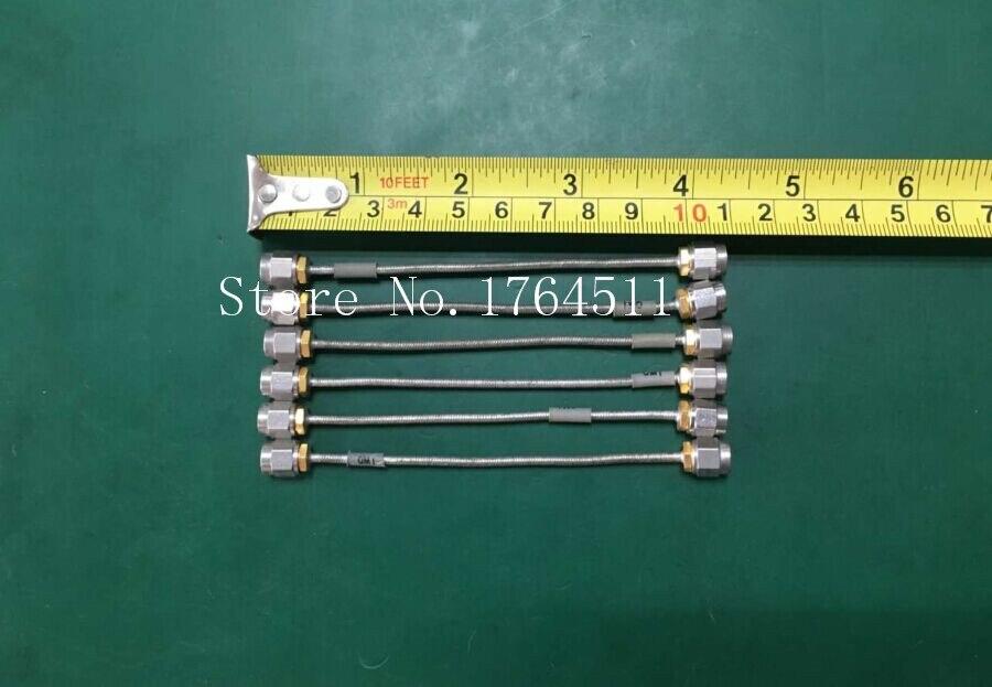 [BELLA] SMA SMA Import DC-20GHz 11CM RF Test Cable Revolution  --20PCS/LOT