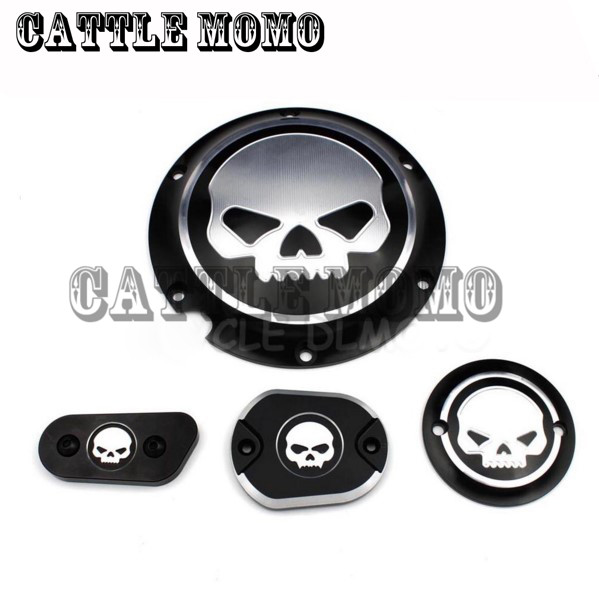 Black Deep Cut Motorcycle Derby Timing Timer Covers For Harley Sportster XL 883 1200 04-09 2010 2011 2012 2013 2014 2015 2016 mtsooning timing cover and 1 derby cover for harley davidson xlh 883 sportster 1986 2004 xl 883 sportster custom 1998 2008 883l