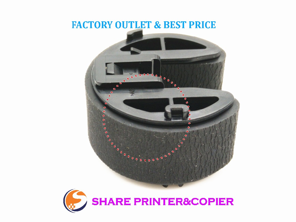 SHARE RM1-8047-000 RM1-4426-000 Paper Pickup Roller for HP CM1312 1415 2320 CP 1215 <font><b>1515</b></font> 1518 1525 2025 M475 M476 CP1215 image