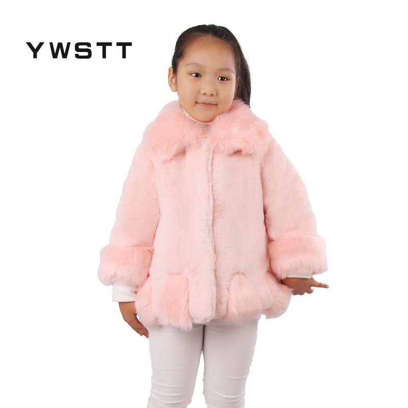 Ywstt Children s imitation fur coat autumn and winter Girls Luxury Faux Fur Coats & Jackets  Kids Faux Fur Coats Thick ClothingYwstt Children s imitation fur coat autumn and winter Girls Luxury Faux Fur Coats & Jackets  Kids Faux Fur Coats Thick Clothing