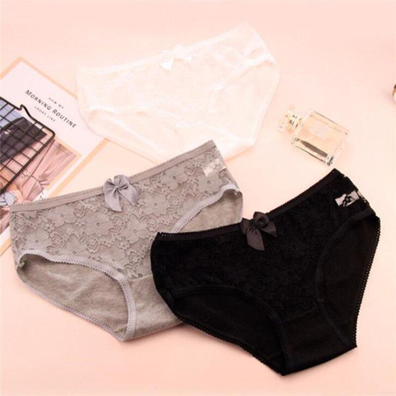 7 Pcs Cotton Underwear For Girls 2018 New Children Soft Panties Teenages Candy Color Briefs SQ-8031XL-7P