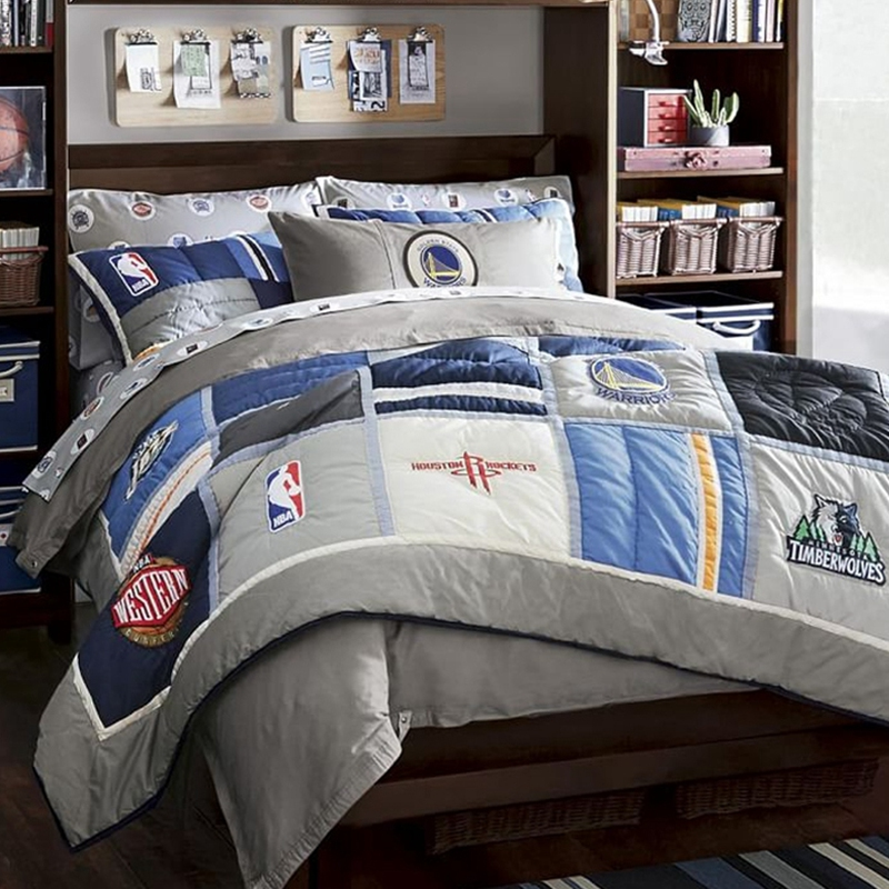 Online Buy Wholesale Basketball Bedding Sets From China