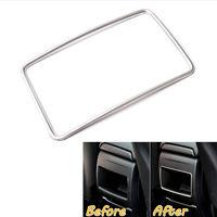 For GLA X156 CLA A B Class 2014 2015 Inner Rear Armrest Box Air Vent Cover