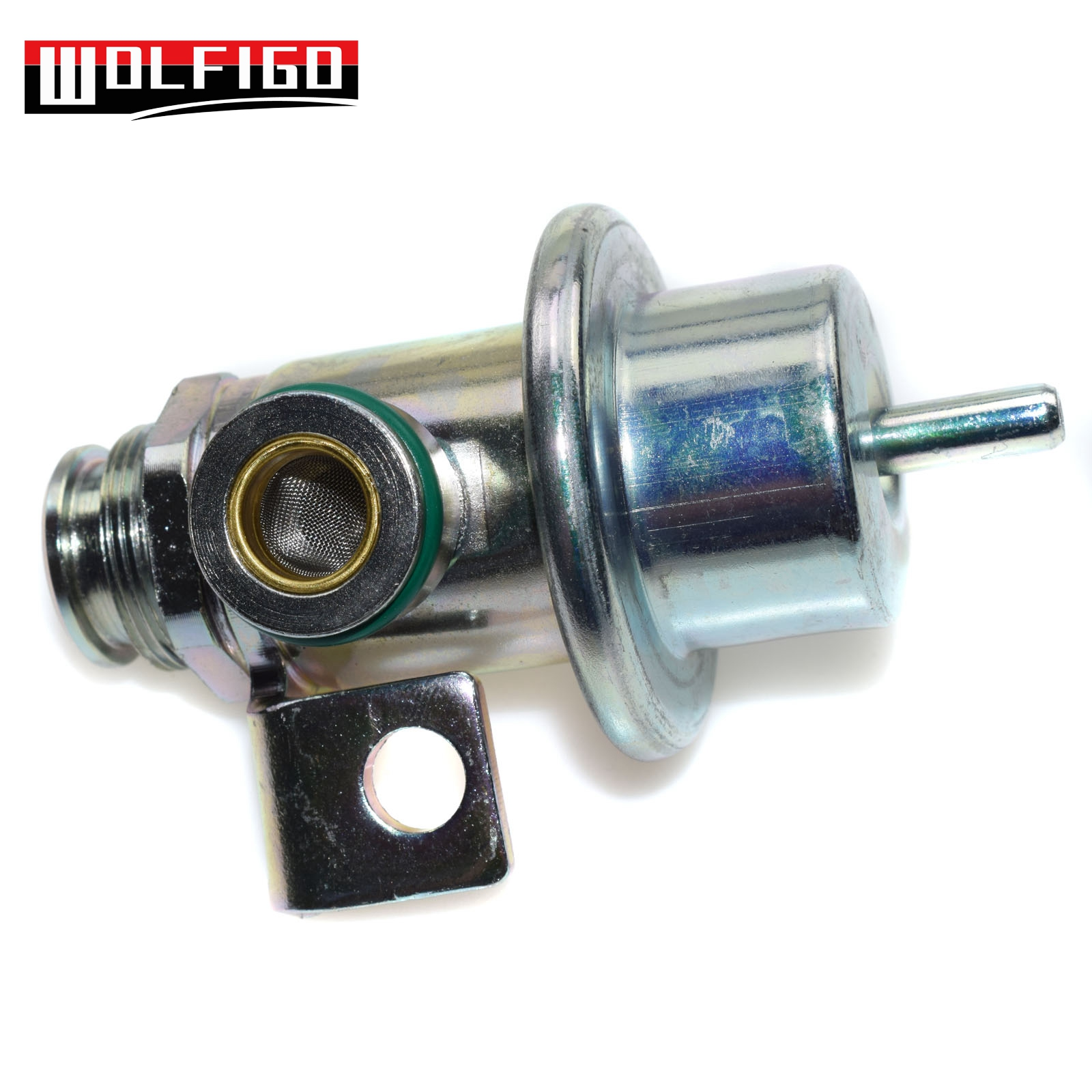 US $14 8 25% OFF|WOLFIGO PR216 Fuel Injection Pressure Regulator For  Oldsmobile Pontiac Buick Chevy 1994 1999 17120440,217399-in Oil Pressure