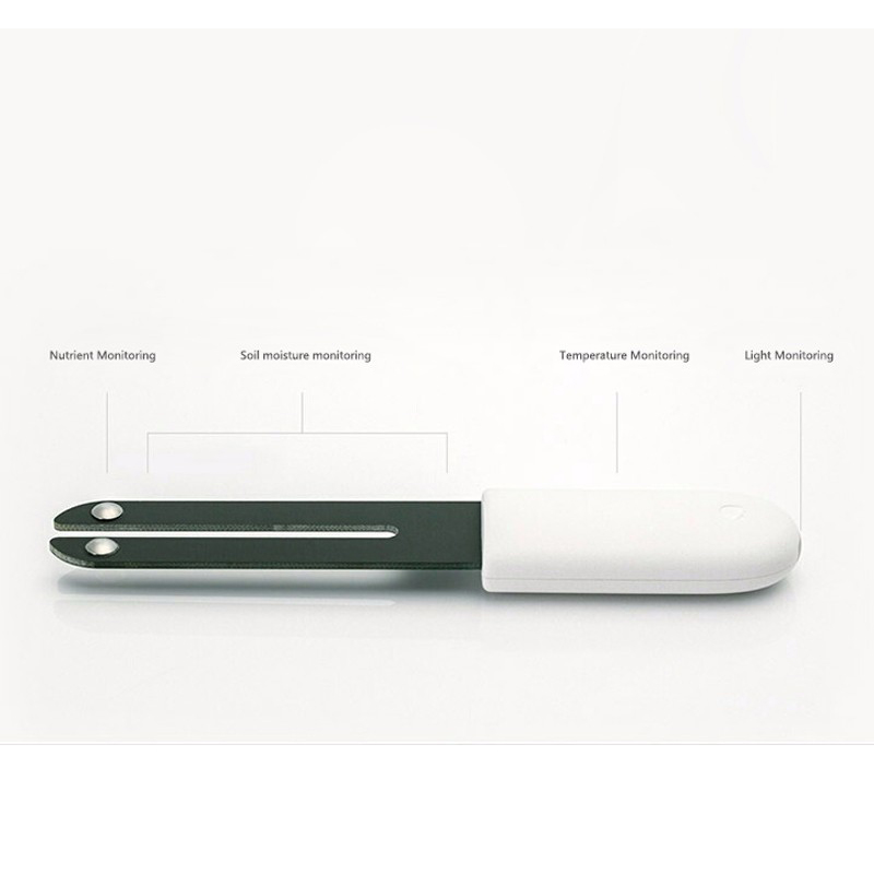 Image 2 - Xiaomi international version flower monitor garden plants gross water soil nutrient smart detection growing diary HHCC flora APP-in Smart Remote Control from Consumer Electronics