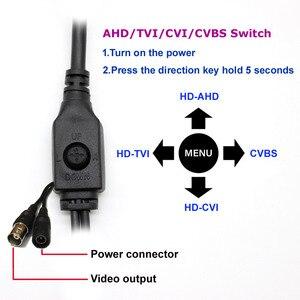 Image 3 - HD 4in1 AHD TVI CVI CVBS Module Starlight Low Illumination 0.0001Lux NVP2441+IMX307 2mp CCTV Camera Security PCB board 1080P