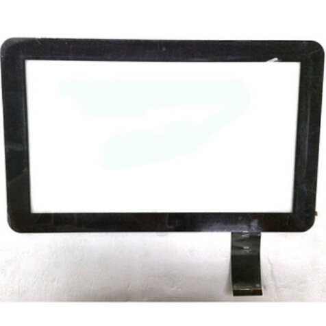 New Capacitive touch screen panel For 10.1 DNS AirTab E102 Tablet Digitizer Glass Sensor Replacement Free Shipping new capacitive touch screen for 10 1 inch 4good t101i tablet touch panel digitizer glass sensor replacement free shipping