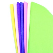 38 Pcs/bag Fibers Tissue Ultra-thin Cotton Paper DIY Flower Gifts Fruits Packaging Materials Wedding Party Decor Paper Supplies
