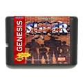 Super Street Fighter II USA Version 16 bit SEGA MD Game Card For Sega Genesis