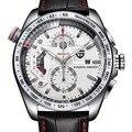 Reloj hombre Esporte Relógios Dos Homens Relógio de Quartzo de Aço Inoxidável Completa Relógios Relogio Masculino2016 PAGANI PROJETO Marca de Luxo