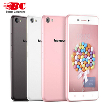 "Original lenovo s60 s60w s60t 5.0 ""HD MSM8916 quad core 4G LTE FDD Android 4.4 smartphone 2 gb ram 13mp blanco Google Play Store"