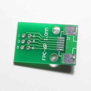 1 шт. FPC FFC кабель 6 8 10 12 20 24 30 40 50 60 80 PIN 0,5 мм шаг разъем SMT адаптер до 2,54 мм 1,00 дюймов шаг через отверстие