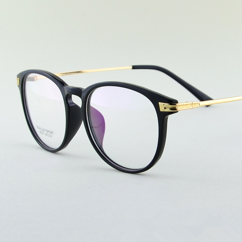 New Style Eyeglasses Frames Fashion Men Women Eyewear Frames Full ...