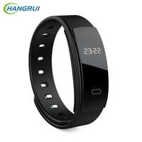 HANGRUI QS80 Smart Wrist Band Watch Pulse Heart Rate Monitor Smart Wristband IP67 Waterproof Fitness Tracker