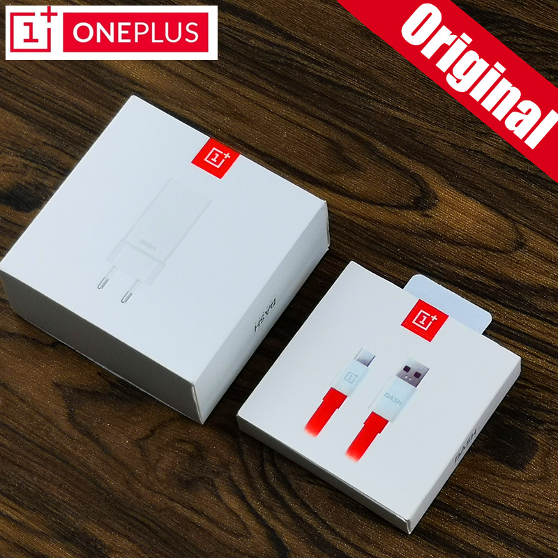 100% Original EU ONEPLUS 6 Dash charger One plus 6t 5T 5 3T 3 Smartphone 5V/4A Fast charge USB wall power adapter retail package-in Mobile Phone Chargers from Cellphones & Telecommunications