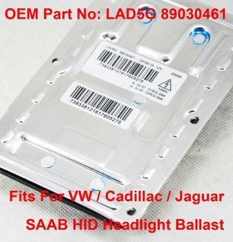 2PCS 12V 35W LAD5G89030461 D1R/S D2R/S OEM Car HID Xenon Headlight Ballast 12-Pin Computer Control Unit Part No. LAD5G 89030461