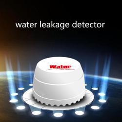 Новое поступление детектор утечки воды, 433 Гц 315 мГц датчик утечки воды, беспроводной Воды Датчик Затопления для дома безопасности сигнализа...