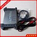 200 МГц Портативный 4 канальный осциллограф с Hantek6204BD ручной ПК USB osciloscopio FFT анализатор спектра DDS функциональный генератор