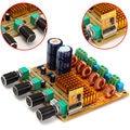 Bluetooth4.0 Digital 2.1 Class D HIFI Power Amplifier Board 3CH Ampl Module