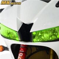 CBR600RR Motorbikes Accessories ABS Headlight Protector Cover Screen Lens For HONDA CBR600RR 2013 2018